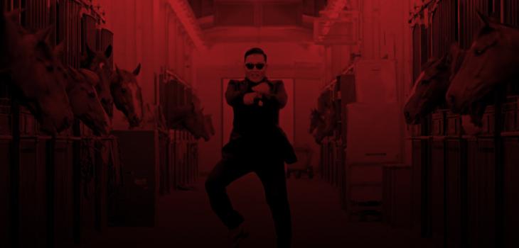 Om viraler - Gangnam Style